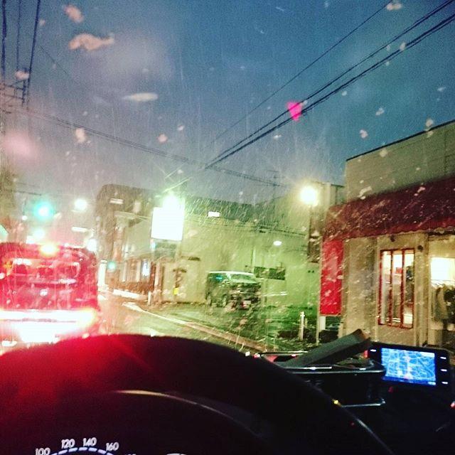 寒いわけだわ - from Instagram