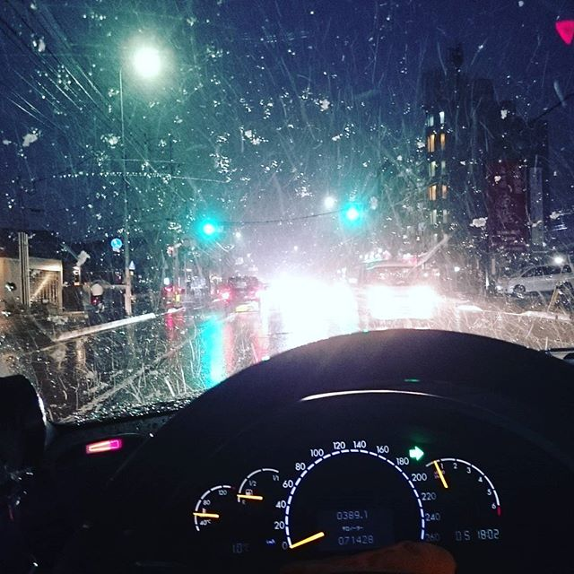 今夜がヤマだ - from Instagram