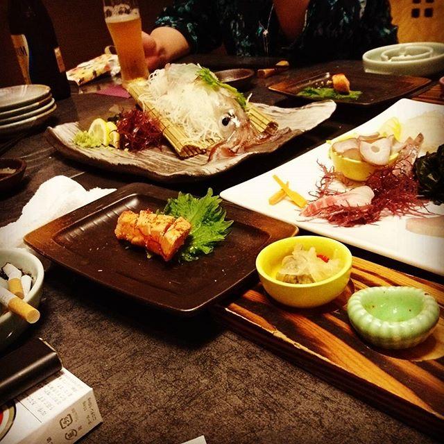 今日は大阪からお客様 なぎの木にて - from Instagram